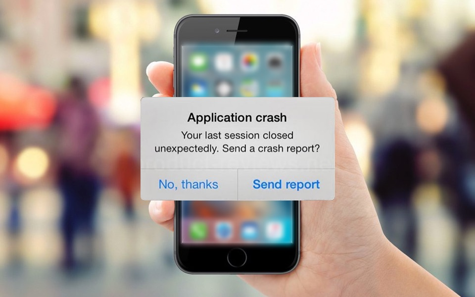 iOS App Crash: 7 reasons why an app crashes and how to